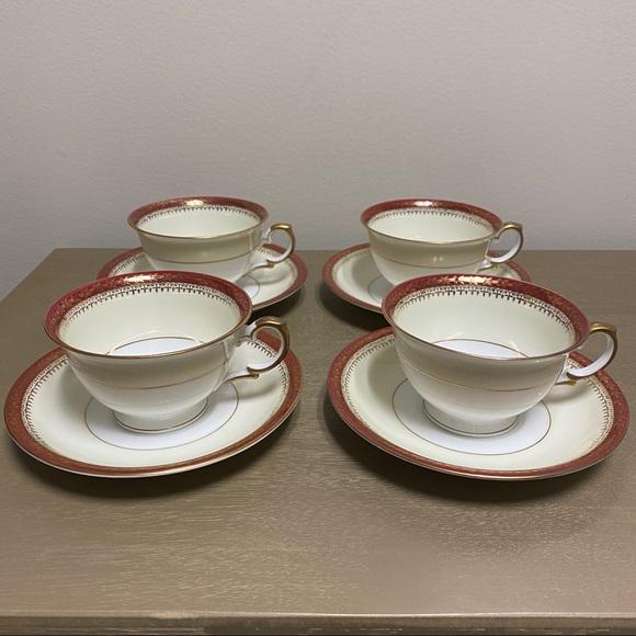 Vintage Royal Embassy Boise China Teacup + Saucer